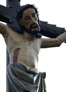 Cristo del Esppíritu Santo (Zamora)