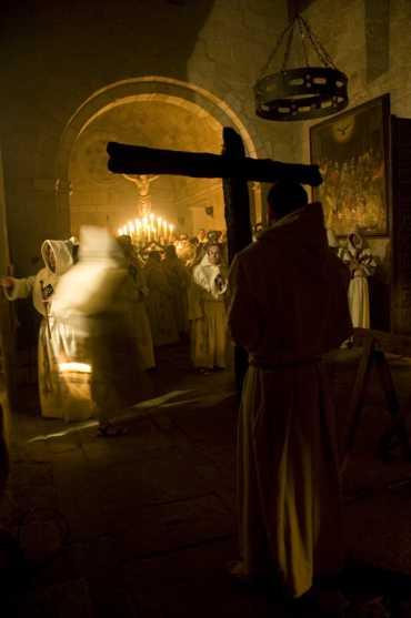 Cruz de Penitencia Hda. Espíritu Santo Zamora