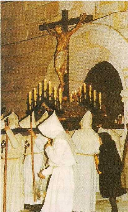 Primera procesión (Año 1975)
