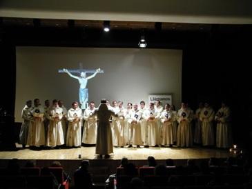Actuación Coro Pregón 2012