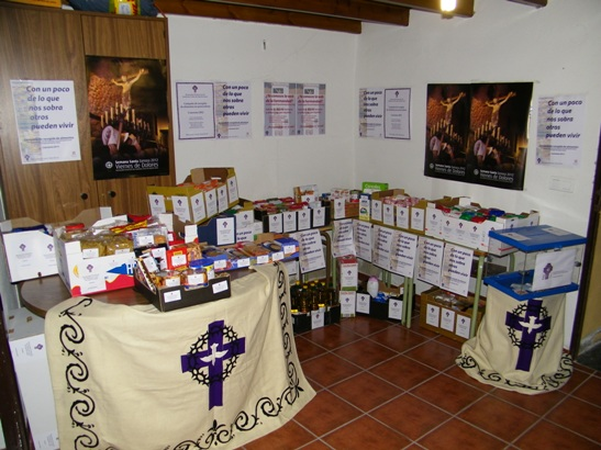 Recogida Alimentos 2012