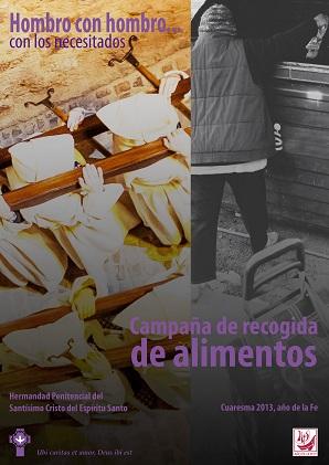 Campaña Recogida de Alimentos Cuaresma 2013