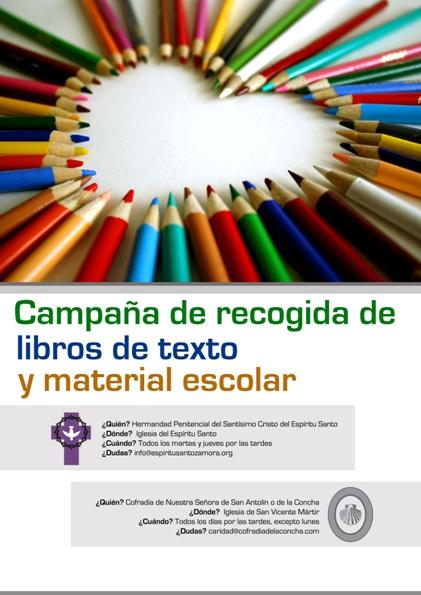 Campaña Recogida de Libros