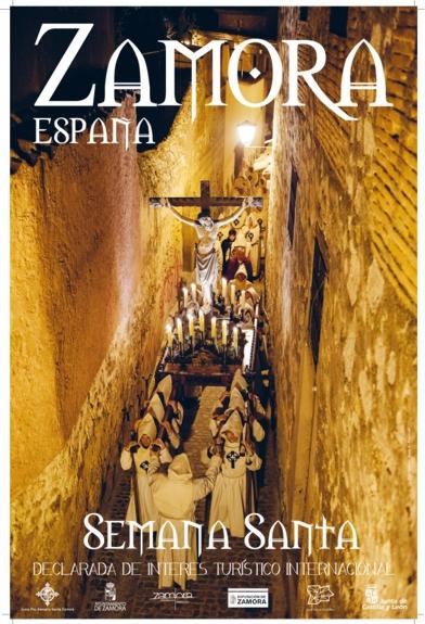 Cartel Patronato Turismo Hermandad Espísitu Santo