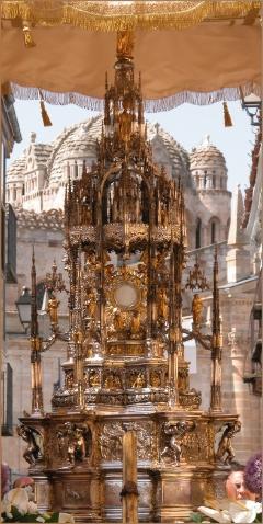Festividad Corpus Christi