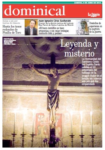Dominical La Opinión 9 de junio 2013
